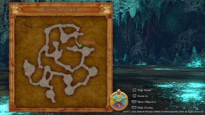 Прохождение Dragon Quest XI – Глава 1 (Часть 7)