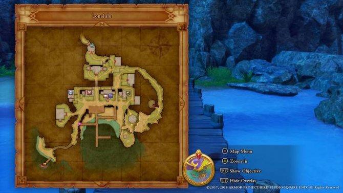 Прохождение Dragon Quest XI – Глава 1 (Часть 8)