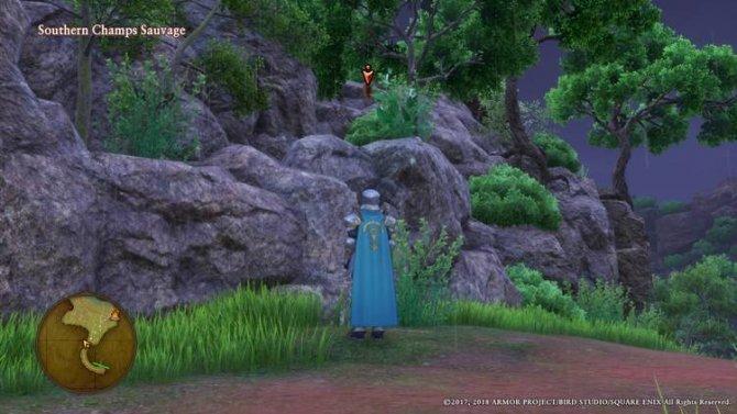 Прохождение Dragon Quest XI – Глава 1 (Часть 9)