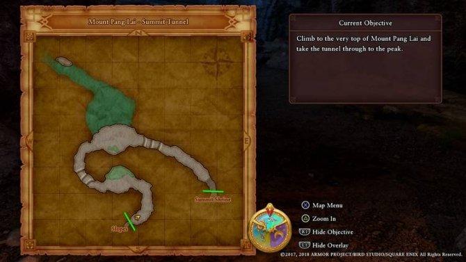 Прохождение Dragon Quest XI – Глава 2 (Часть 13)