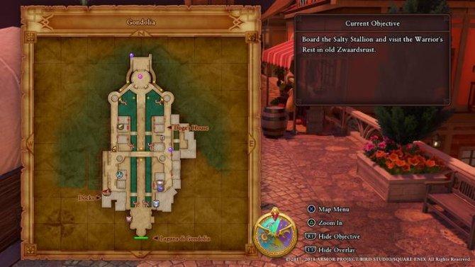 Прохождение Dragon Quest XI – Глава 2 (Часть 14)
