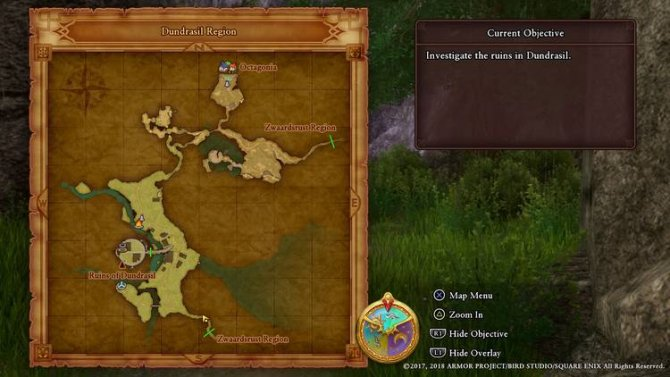 Прохождение Dragon Quest XI – Глава 2 (Часть 15)