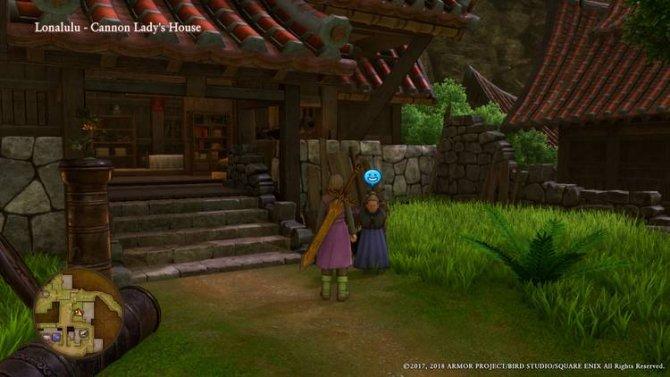 Прохождение Dragon Quest XI – Глава 2 (Часть 16)