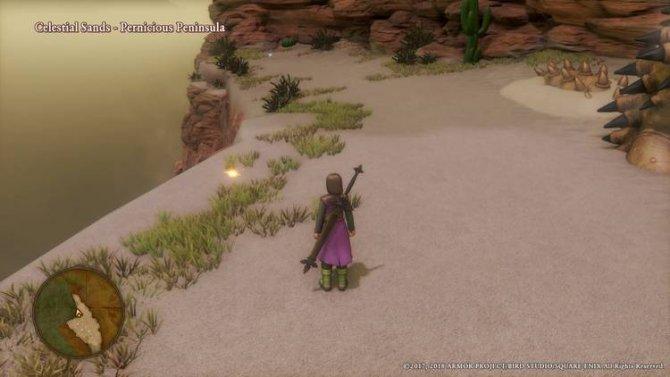Прохождение Dragon Quest XI – Глава 2 (Часть 17)