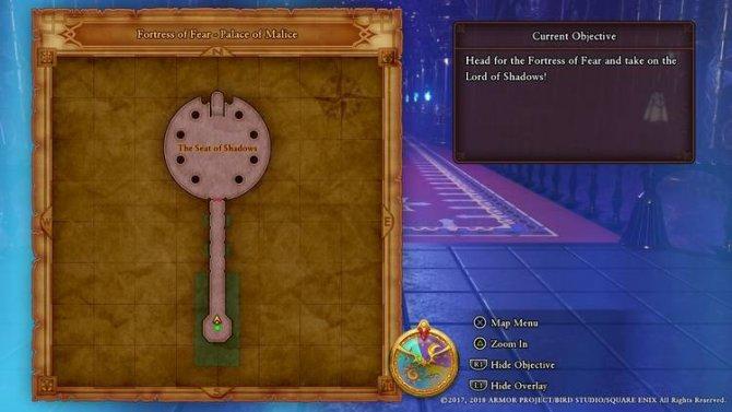 Прохождение Dragon Quest XI – Глава 2 (Часть 18)