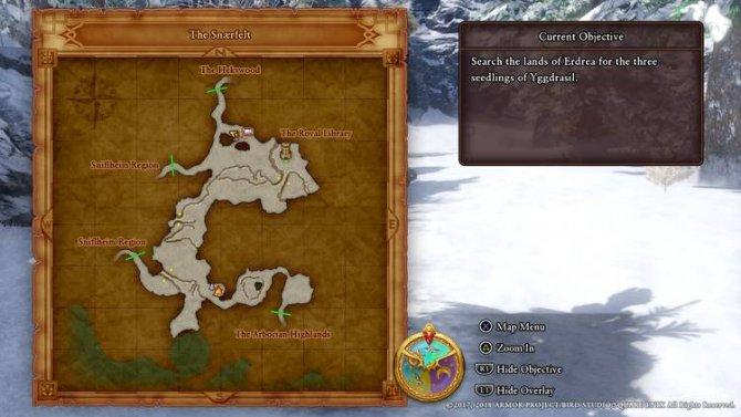 Прохождение Dragon Quest XI – Глава 3 (Часть 19)