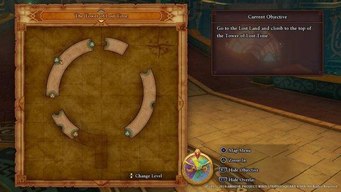 Прохождение Dragon Quest XI – Глава 3 (Вступление)