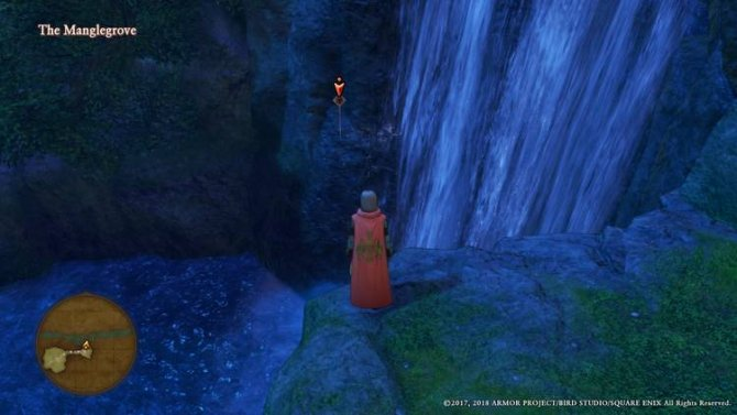 Прохождение Dragon Quest XI – Исследование (Часть 1)