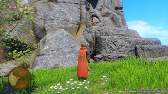 Прохождение Dragon Quest XI – Исследование (Часть 2)