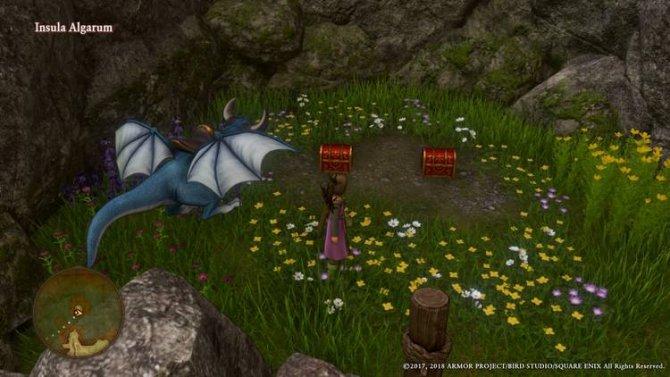 Прохождение Dragon Quest XI – Исследование (Часть 3)
