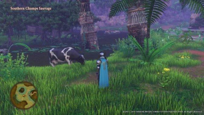 Прохождение Dragon Quest XI – Mooteorologist
