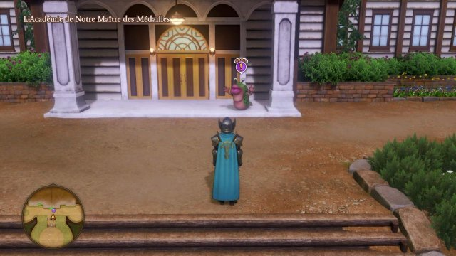 Прохождение Dragon Quest XI – Побочные квесты (Глава 2)