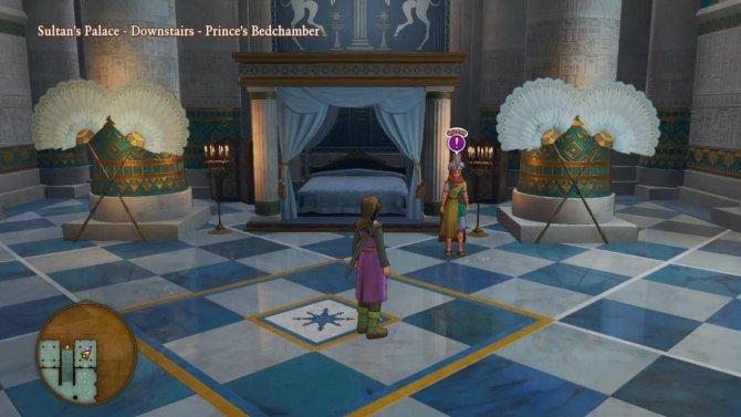 Прохождение Dragon Quest XI – Побочные квесты (Глава 3)