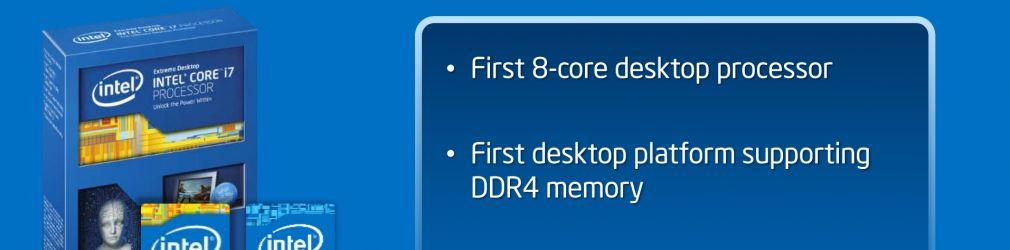 Новый процессор от Intel