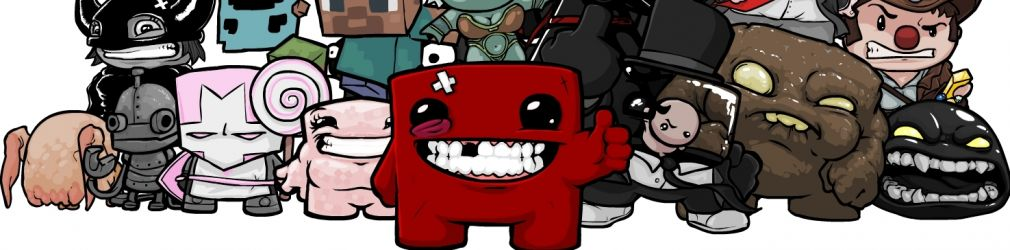 Super Meat Boy Forever - еще один анонс на iOS и ПК