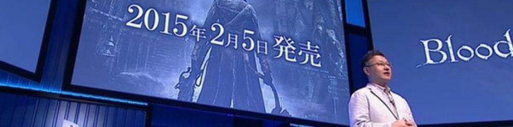 Дата релиза экшена Bloodborne