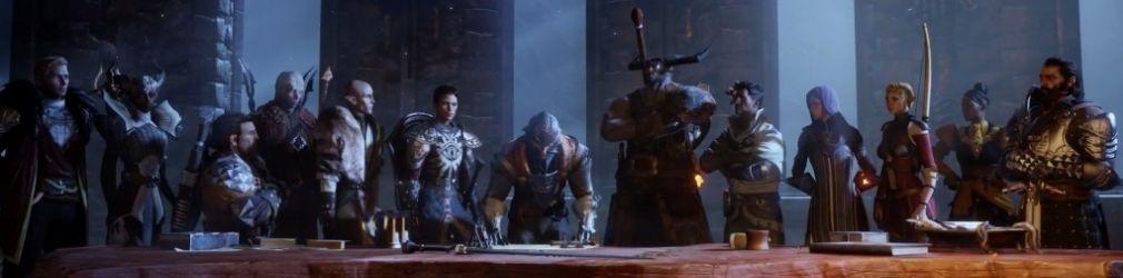 Новые скриншоты Dragon Age: Inquisition