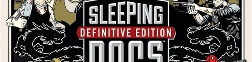 Распаковка Sleeping Dogs: Definitive Edition