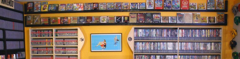 Коллекция видеоигр за $164 000
