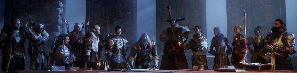 Dragon Age: Инквизиция ушла на золото!