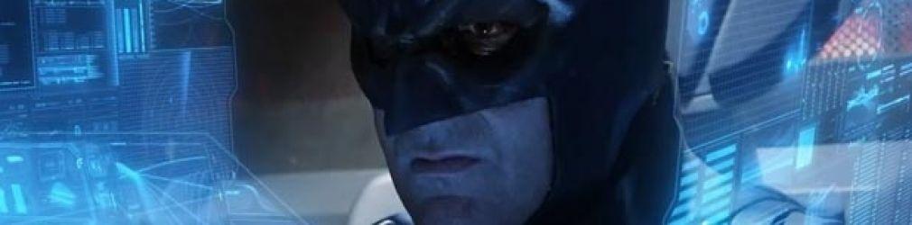 Бэтмен против Дарт Вейдера