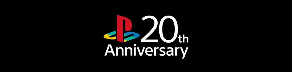 PlayStation исполняется 20 лет