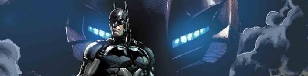 Комикс-приквел к выходу Batman: Arkham Knight