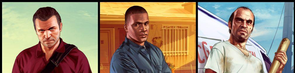 В российском Steam засветилась цена на PC-версию Grand Theft Auto V