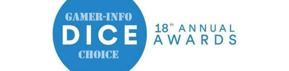 D.I.C.E. Awards 2015: выбор пользователей портала Gamer-Info