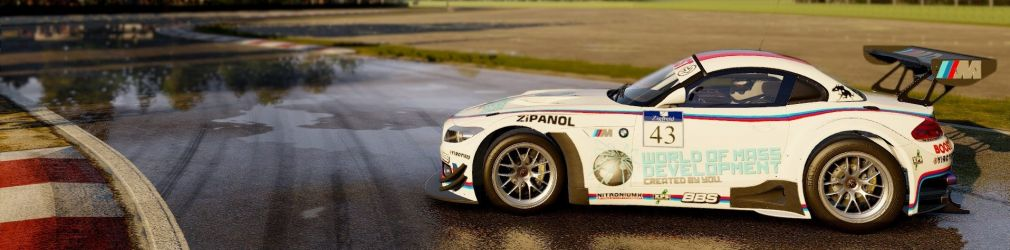PC-версия игры Project Cars будет поддерживать разрешение 12K