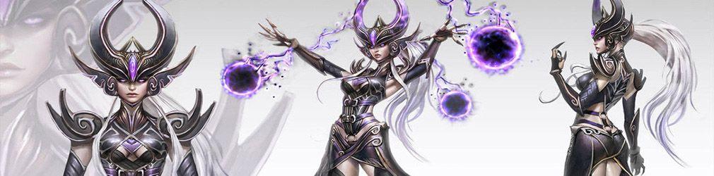 Работы корейского концепт-художника из Riot Games