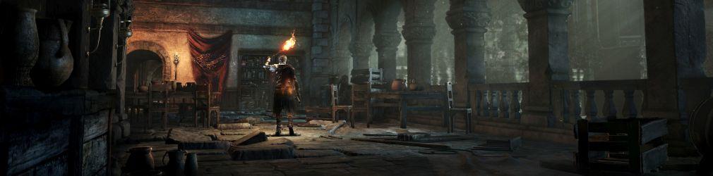 E3 2015 . Моё мнение о игре Dark Souls 3 .