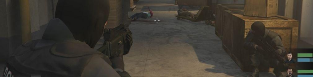 [MOD]GTA 5 N.O.O.S.E. - миссии за спецназ