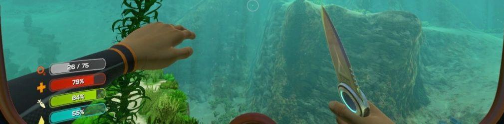 Subnautica - выживаем под водой