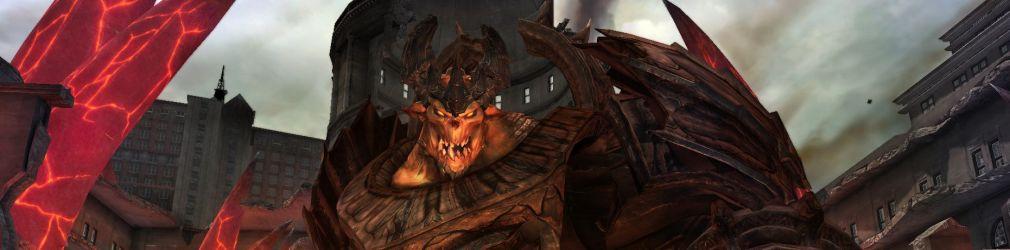 Bossfight: Darksiders - Бой со Страгой
