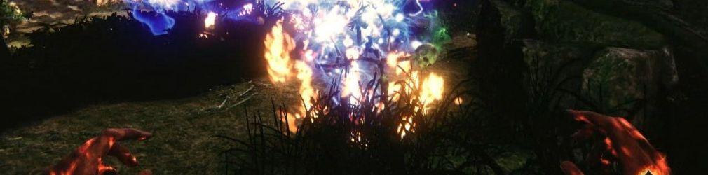 Lichdom: Battlemage - симулятор инвокера от 1 лица!)