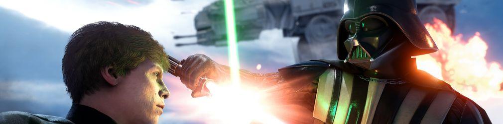Бой Дарта Вейдера и Скайуокера в Star Wars: Battlefront