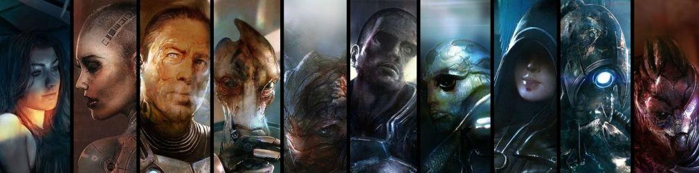 Тизерный ролик Mass Effect: Andromeda