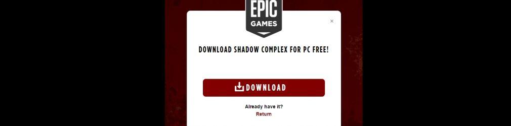 Shadow Complex Free