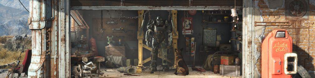 Как выглядела бы Fallout 4 в изометрии