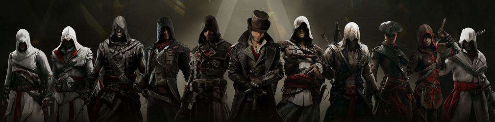 Ubisoft зарегистрировала домен Assassin's Creed Collection