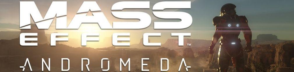Альфа-геймплей Mass Effect: Andromeda