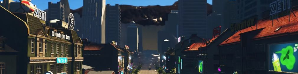 Cities Skylines: Дерьмовый цунами