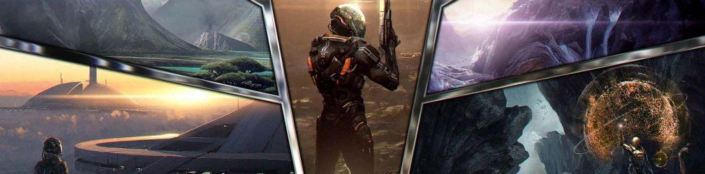 Немного информации о Mass Effect Andromeda