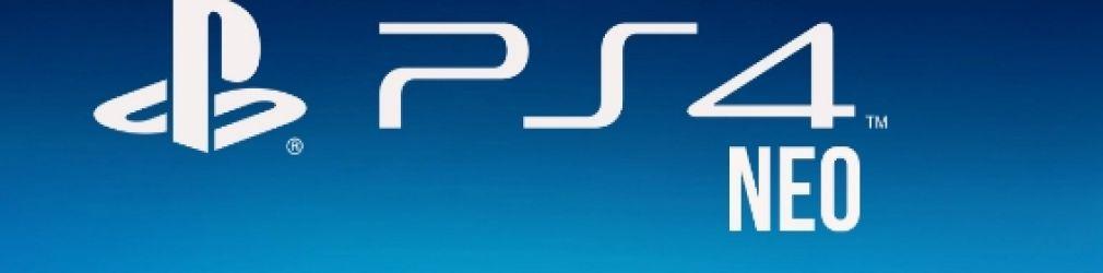 Слух: официальный анонс PS4 Neo может состояться в начале сентября
