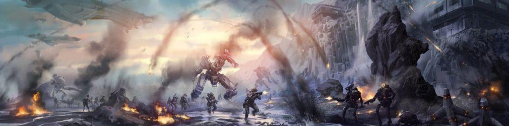 Titanfall 2: что с ней сейчас происходит+ первый взгляд
