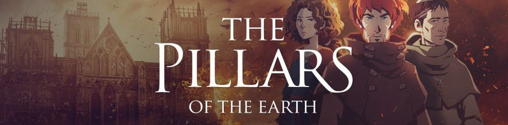 Мнение о The Pillars of the Earth. Книга первая.