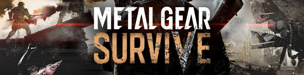 Поиграл тут в бету Metal Gear Survive