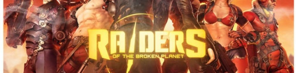 [БЕСПЛАТНО]: Raiders of the Broken Planet+все DLC раздают в Steam (ЗАВЕРШЕНО)