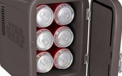 Мини-холодильник с карбонизированным Хан Соло
